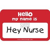 Name_tag_Hey_Nurse Mug