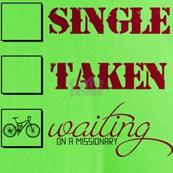 singlewaiting T-Shirt