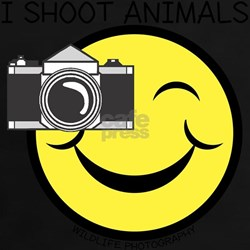 I SHOOT ANIMALS.. Tee