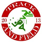 Track & Field - 2013 Water Bottle