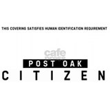 Post Oak Citizen Barcode, Mug