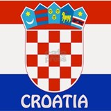 Croatia Shot Glass