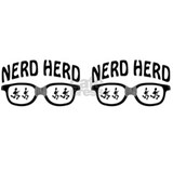 nerd herd glasses  Coffee Mug