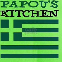 Papous Kitchen Apron T-Shirt