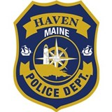 Haved PD logo Water Bottle