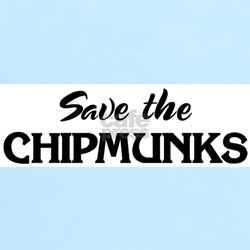Save the CHIPMUNKS T-Shirt