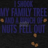 I shook my family tree T-shirts