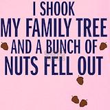 I shook my family tree Tank Tops