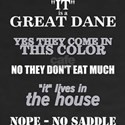 Great dane T-shirts