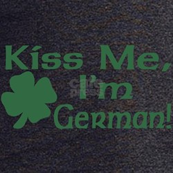 Kiss Me I'm German T-Shirt