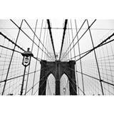 Brooklyn Bridge in New York. Mug