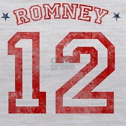 Romney 2012 Maternity Tank Top