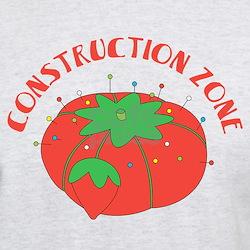 Construction Zone T-Shirt