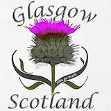 Glasgow thistle Aprons