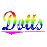 Dotts, Rainbow, Mug