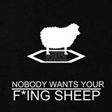 Lonely sheep T-shirts