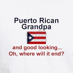 Puerto Rican Grandpa-Good Lkg Shirt