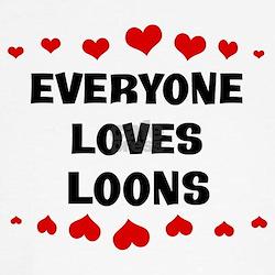 Loves: Loons Tee