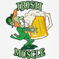 Irish Muscle 2 Tee