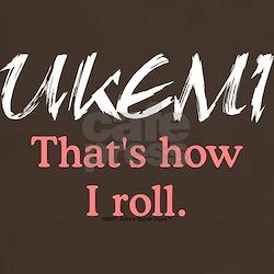 Ukemi - How I roll T-Shirt