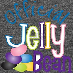 Official Jelly Bean Long Sleeve Maternity T-Shirt