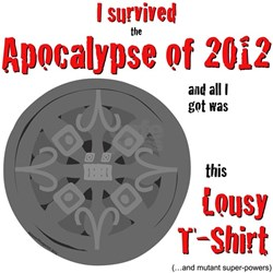Apocalypse Survivors Shirt Tee