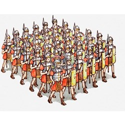 Roman Legion Banners And SignsRoman Legion Banners