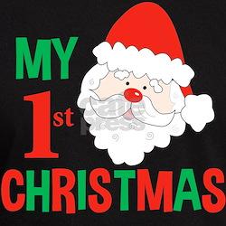My 1st Christmas Santa T