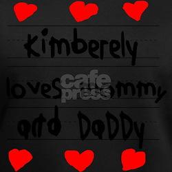 Kimberely Loves Mommy  Shirt