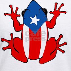 Puerto Rico - PR - Coqui Shirt
