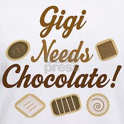 Gigi Chocolate Shirt