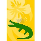 Alligator iPad Mini Ca Water Bottle