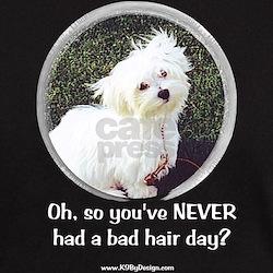 Bad Hair Day T-Shirt