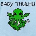Cthulhu Baby Bodysuits