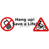 Hang up and Save a Motorcyclist! Mug