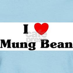 I love Mung Bean T-Shirt