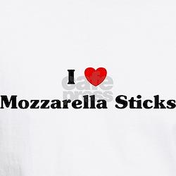 I love Mozzarella Sticks Shirt