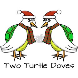turtle dove template - turtle christmas greeting cards card ideas sayings