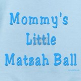 Mommy\'s little matzah ball Baby Bodysuits