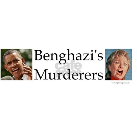 Benghazis Murderers Mug