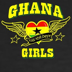 Ghana has the best girls Shirt