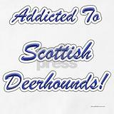 Scottish deerhound apron Aprons