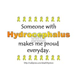 Hydrocephalus Pride T-Shirt