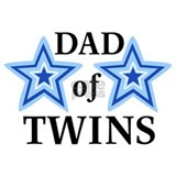 Dad of Twins (Boys) Mug