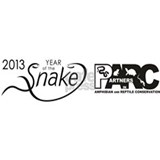 Year of Snake and PARC logos 1