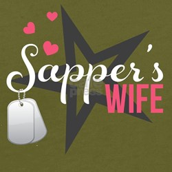 Sappers Wife T-Shirt