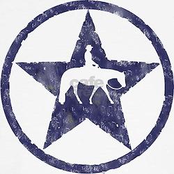Western pleasure star T