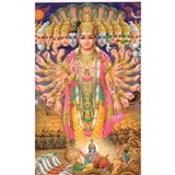 Vishnu Wall Decals