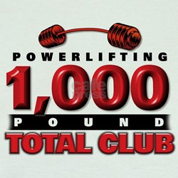 1,000-POUND TOTAL CLUB! Women's Ringer
