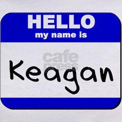 hello my name is keagan Tee
